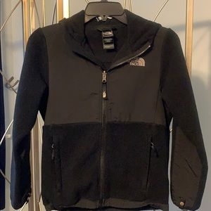 GIRLS NORTHFACE FLEECE JACKET